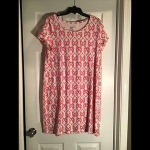 NWT Juniors T-shirt dress